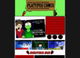 platypuscomix.com