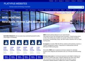 Platywebs.com.au