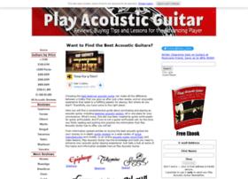 play-acoustic-guitar.com