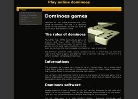 play-online-dominoes.com