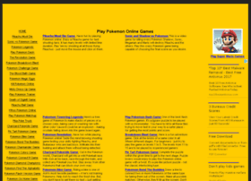 play-pokemon-online.com