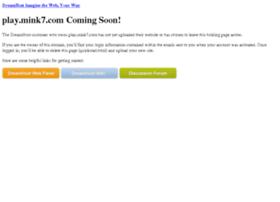 play.mink7.com
