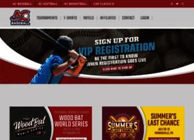 playacbaseball.com