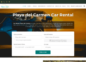 playadelcarmencarrental.com