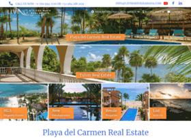 playadelcarmenrealestatemexico.com