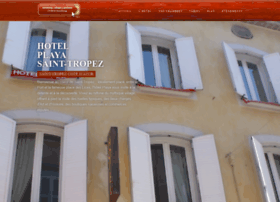 playahotelsttropez.com