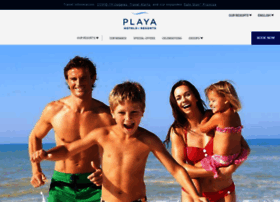 playaresorts.com