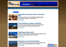 playasdepuntadeleste.com