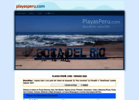 playasperu.com