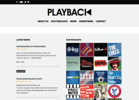 playbackmedia.co.uk