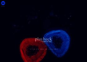 playbacktheatre.com.au