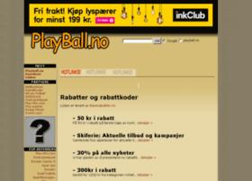 playball.no