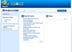 playbigfish.custhelp.com