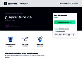 playculture.de