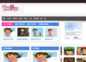 playdoragames.info