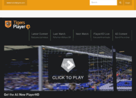 player.hullcityafc.net