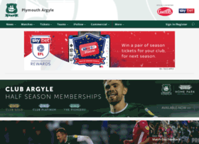 player.pafc.co.uk