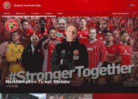 player.saddlers.co.uk