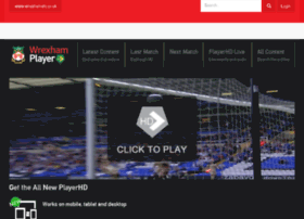 player.wrexhamafc.co.uk