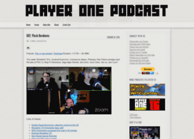 playeronepodcast.com