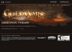 players.guildwars.com