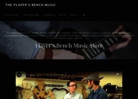 playersbenchmusic.com