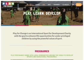playforchange.org