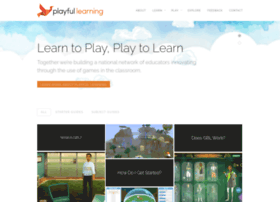 playfullearning.com