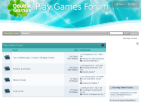 playgamesforum.com