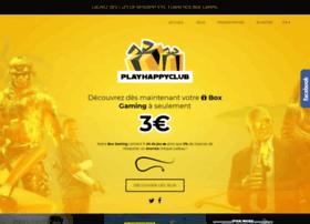 playhappyclub.com