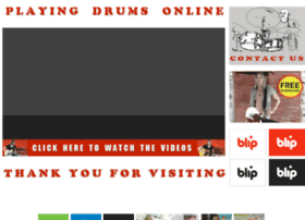 playingdrums.org