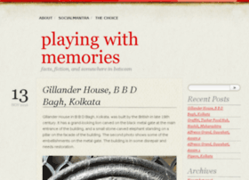playingwithmemories.com