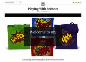playingwithscissors.com