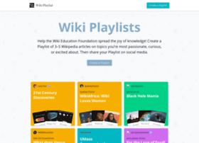 playlist.wiki