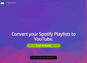 playlistbuddy.com