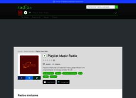 playlistlawebradio.radio.fr