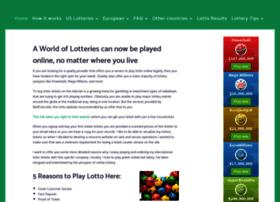 playlottoonline.net