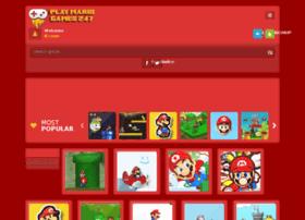 playmariogames247.com