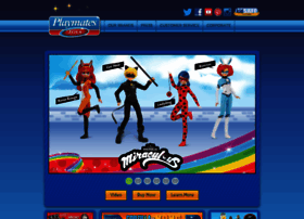 playmatestoys.com