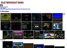playminecraftdemo.com