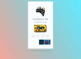 playmusicfm.info