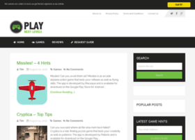 playnextlevels.com