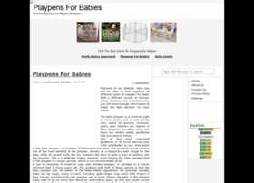 playpenforbabies.blogspot.com