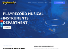 playrecord.net