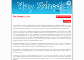 playschool.co
