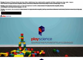 playsciencelab.com