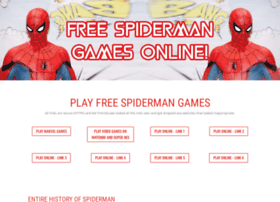 playspidermangames.net