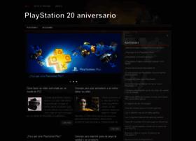 playstation20aniversario.com