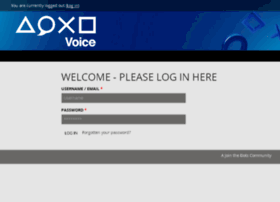 playstationvoice.com
