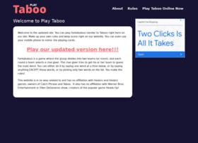 playtaboo.com